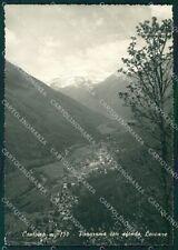Torino Cantoira Levanne Foto FG cartolina KF1591