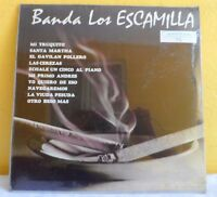 BANDA LOS ESCAMILLA -SELF TITLED- USA LP STILL SEALED  BANDA