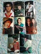Elvis Presley Rare Candid Photo Lot of 38 Different, 1937-1974 New!