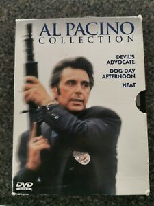Al Pacino Collection (DVD, 2001, 3-Disc Set)