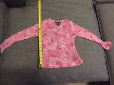Brand NEW Ecko Red Girl Size 6 Long Sleeve Shirt