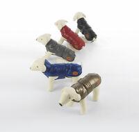 Cappottino Impermeabile imbottito per cani - Garmisch Ottone effetto bomber