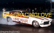 Mike Miller 1972 Chevy Vega NITRO Funny Car PHOTO!