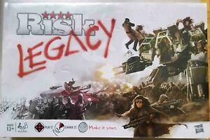 Risk Legacy Strategy Board Game-Hasbro (2011)