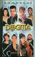 Dogma (2000) VHS Tape Ben Affleck Matt Damon Chris Rock