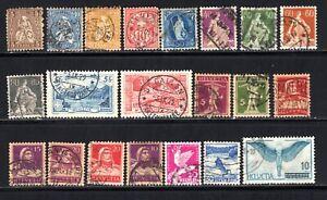 Switzerland selection [2363]