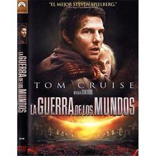 La guerra de los mundos (2005) (War of the Worlds) (DVD Nuevo)