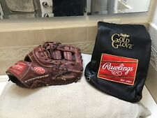 "Rawlings Primo PRMFB 13.25"" Baseball Softball First Base Mitt Right Hand Throw"