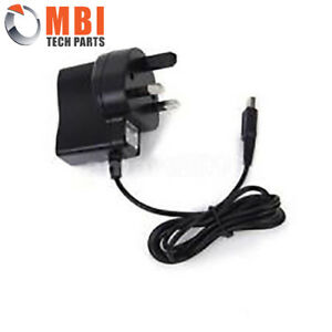 UK 3 Pin Mains Wall Power Charger for the Nintendo DSI DSI XL 2DS  3DS 3DS XL