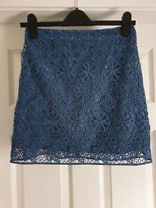 "Skirt ""Hollister"" California Pacific Merchants Dark Blue Colour Size: 3, S"