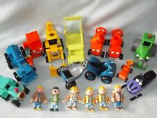 BOB THE BUILDER TOYS SOME FRICTION FIGURES MULTI LISTING CHOOSE YOUR FIGURE/VEH