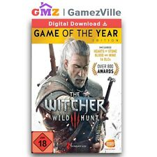 The Witcher 3: Wild Hunt GOTY Edition Steam Gift PC Download Link [EU/US/MULTI]