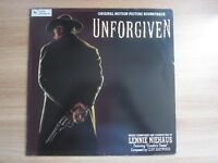 Lennie Niehaus Unforgiven OST 1992 RARE Korea Orig LP Clint Eastwood