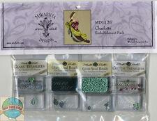 Cross Stitch ~ Mirabilia Embellishment Pack for Charlotte #Md112E