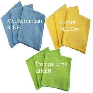 Wholesale 288 Microfiber Towels 16X16  Polishing, Detailing, Lint Free Pro Grade
