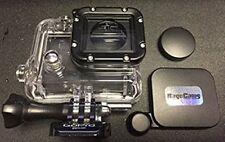 GoPro Hero3 Hero4 Dive Housing+Green Water Color Correct Camera Magenta Filter