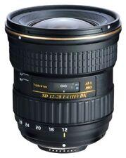 Tokina Auto & Manual Wide Angle Camera Lenses