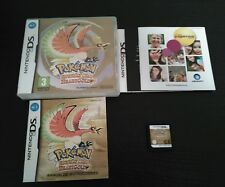 Pokemon game gold edition pokémon heartgold nintendo ds