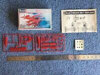 Revell 1:72 Fokker DR-I kit #4154