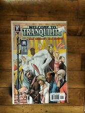 WS Wildstorm Welcome To Tranquility #1 Unread Condition