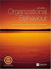 Organizational Behaviour : An Introductory Text by Huczynski, Andrzej