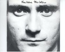CD PHIL COLLINSface value GERMAN EXNO BARCODE GOLD DISC  ( A2549)