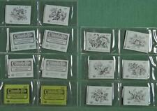 GB STAMP SELECTION OF 14 - 50p  BOOKLETS  ALL COMPLETE  (P149)