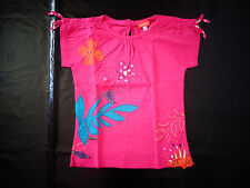 tee-shirt fuschia 10 ans MARESE - comme NEUF jamais porté, juste lavé