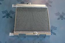 Fit Lancia Fulvia 1.3 1.3S V4 1963-1976 Aluminum Alloy Radiator 2 Row 48mm Core