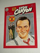Kitchen Sink Press STEVE CANYON 40TH ANNIVERSARY SPECIAL TPB Trade Paperback