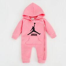 NEWBORN BABY GIRL JORDAN ROMPER WINTER WOOL BABYGROWS OUTFITS CLOTHES BODYSUIT