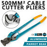 800mm Copper Cable Cutter up to 500mm² Electrical Electricians Wire Aluminium