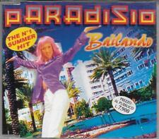 """PARADISIO - RARO CDs MADE IN ITALY """" BAILANDO """""""