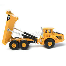 1:87 Tipping Vehicle Lorry Model Kid Toy Dump Truck Diecast Construction Gift