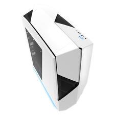 Case PC NZXT Noctis 450 Glossy White Senza Alimentatore CA-N450W-W1