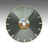 MARCRIST HW850-D Diamant-Trennscheibe 230mm x 22,23mm Dämmstoffe PUR Styrodur