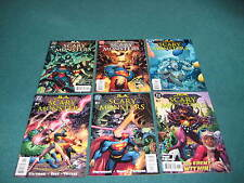 Justice League JLA mini series Created Equal Scary Monsters Paradise Lost all