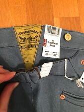 Levis Jeans 1910 Deadstock W34 L32 Limited Edition