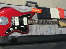 2017 Fender American Professional Jazzmaster Candy Apple Red w/Elite Molded Case