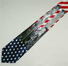 911 WORLD TRADE CENTER New York Twin Towers  POLYESTER DRESS CASUAL NECKTIE TIE