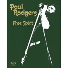 Free Spirit * by Paul Rodgers (DVD, Jun-2018, Quarto Valley Records)