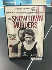 """Movie Backer Card """"The Snowtown Murders"""" (Not the Movie) *Mini Poster*"""