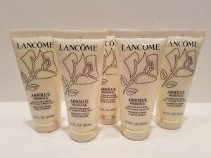 Lancome- Lot Of 5 - Absolue Premium Bx Advanced Cream Foam Cleanser - 2 Fl Oz