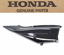 New Genuine Honda Black Left Side Cover 2001-2008 GL1800 Goldwing OEM#C25