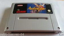 Actraiser 2 (Super Nintendo SNES, PAL AUS/NZ/UK/EUR Free Shipping Worldwide)