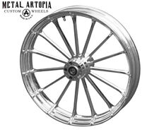"23"" inch TALON 3D Custom Motorcycle Wheel for Harley Davidson"