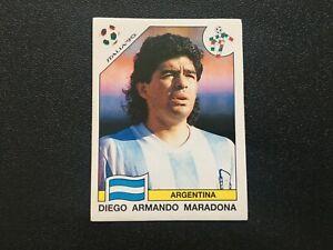 Panini WC 1990 Italia Diego Maradona №128 #2