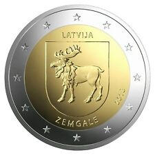 "LETLAND: SPECIALE 2 EURO 2018 ""ZEMGALE"""