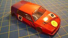 Custom Painted Lexan Body #17 Racing Car from Mid-America