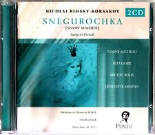 RIMSKY-KORSAKOV -Snegurochka (Snow Maiden) 1955 -2 CD -Charles Bruck (Micheau)